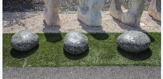 Žulové vejce - velké kameny granit