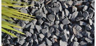 Nero kamínky drť na zahradu