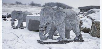 sochy z kamene velke