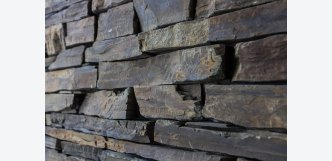 obkladový kámen černá břidlice
