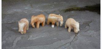 Slon malý - onyx