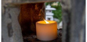 venkovní svíčka Unipar