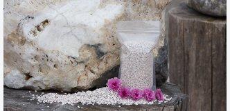 kamínky dekorade zahradní růžové kamínky malinké