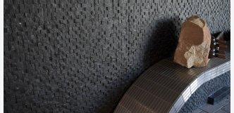 3D mozaika tmavá