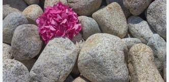 Žulové kameny 10 20 cm valouny