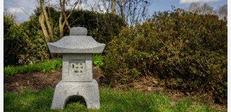 malá japonská lampa Uzuki
