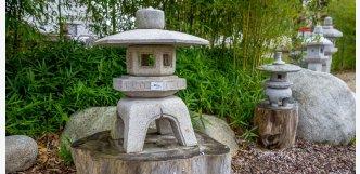 japonska lampa Kodai Yukumi - žula
