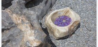 Pítko z kamene 19P035