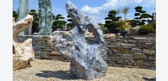 Velký dekorační kámen šedý T 39