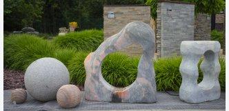 fontána za kamene