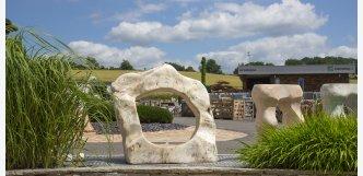 brána onyxová fontána