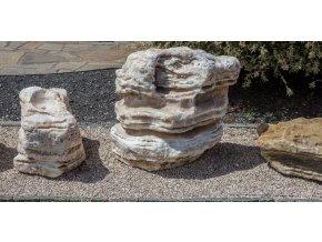 Kamenná fontána Onyx 5