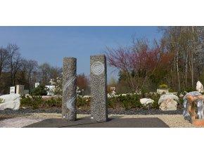 Fontána Block 180 cm