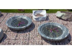 Kamenné mísy Grigioni - 80 cm