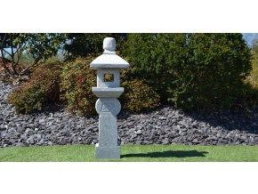 Japonská lampa Oribe