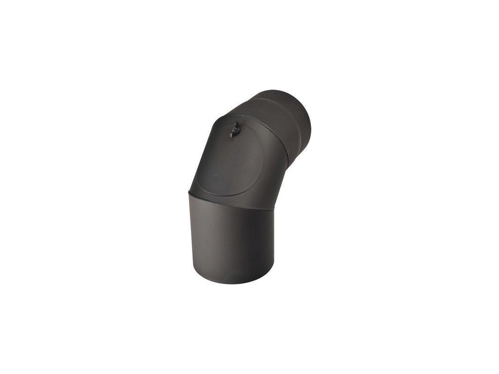 Koleno KOVO KRAUS s čistícím otvorem 90 1,5mm