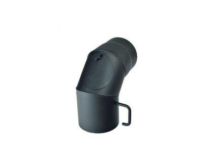 koleno s čistícím otvorem 90°s klapkou JBG1137 kopie