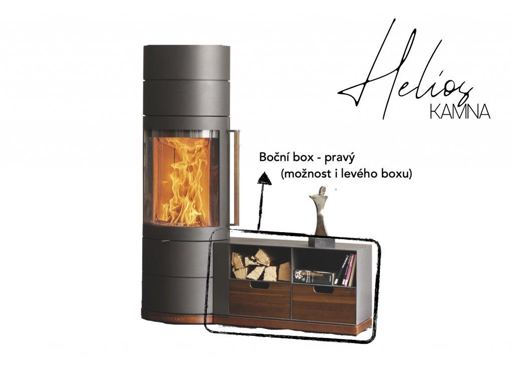 Lux boční box pravý