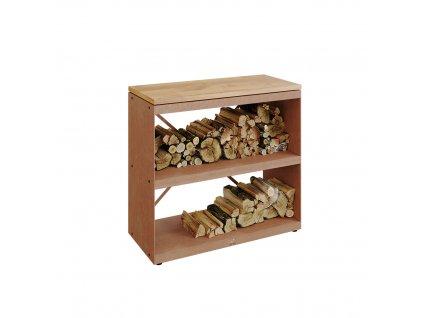 Wood Dressoir Corten