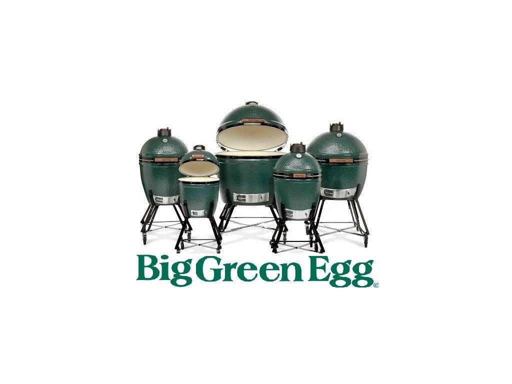 big green egg zelená rodinka