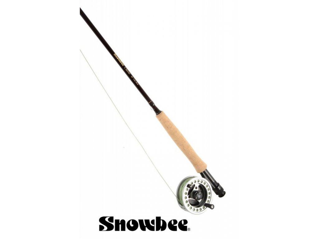 Prut Snowbee Classic Fly 9ft