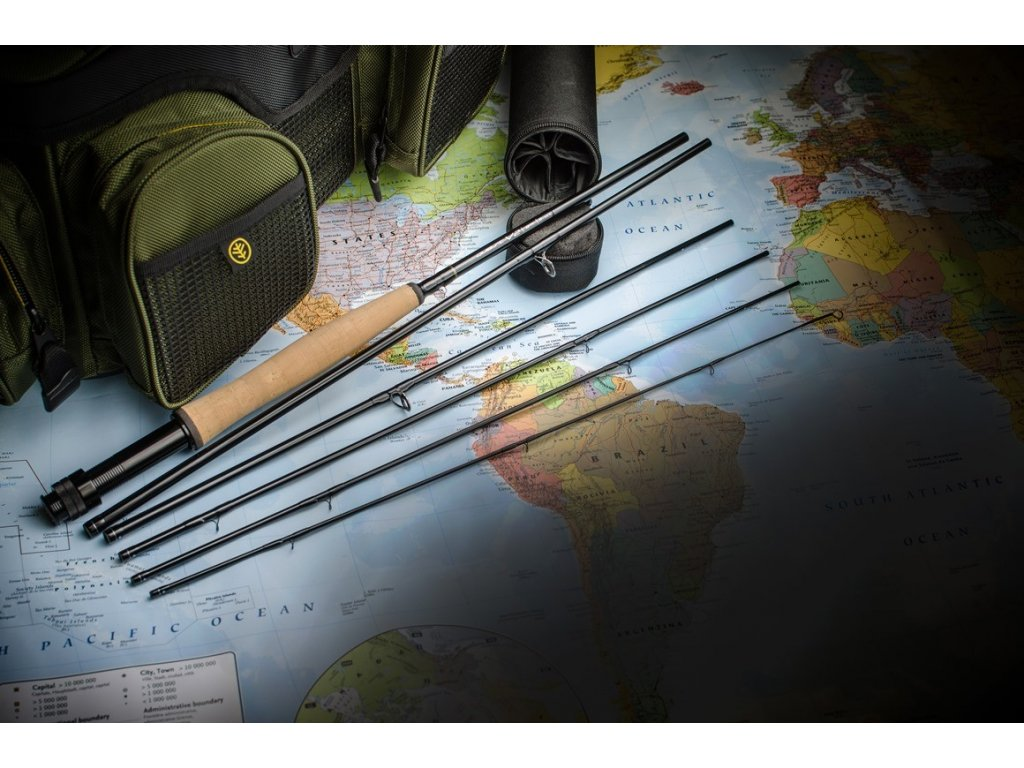 Wychwood Prut Quest V2 8,6ft #4 Fly Rod