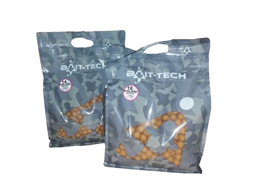 Bait-Tech Boilies Poloni Shelf-Life 14mm, 5kg