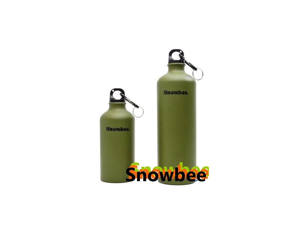 Snowbee Láhev ALUMINIUM WATER BAOTTLE 1000ml