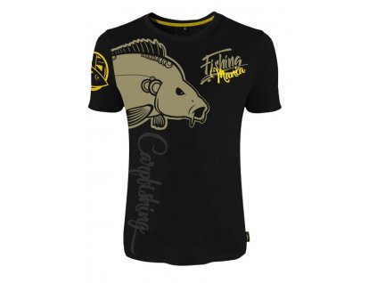 HS Design Tričko HS CarpFishing Mania