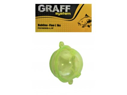 Bublina - L 1ks fluo  Graffishing