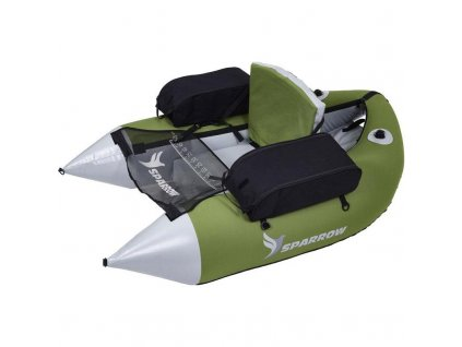 Belly Boat Sparrow Trium Sage/Gris