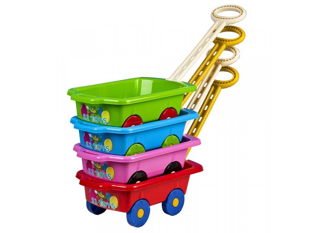Dětský vozík Vlečka BAYO 45 cm