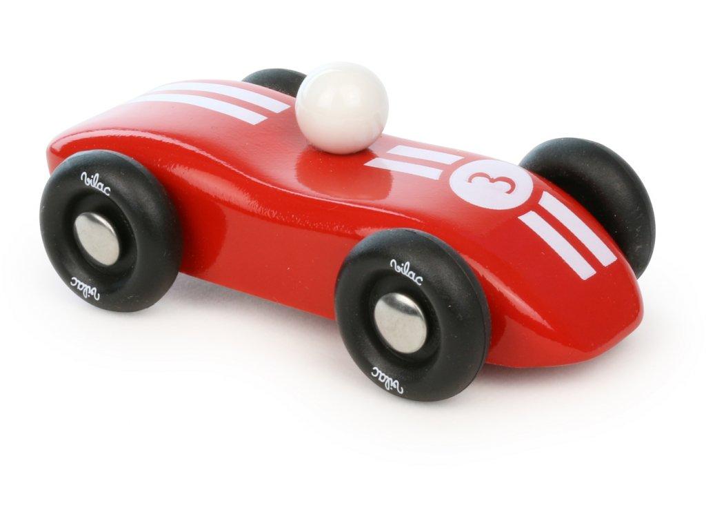 Vilac Závodní auto Le Mans červené