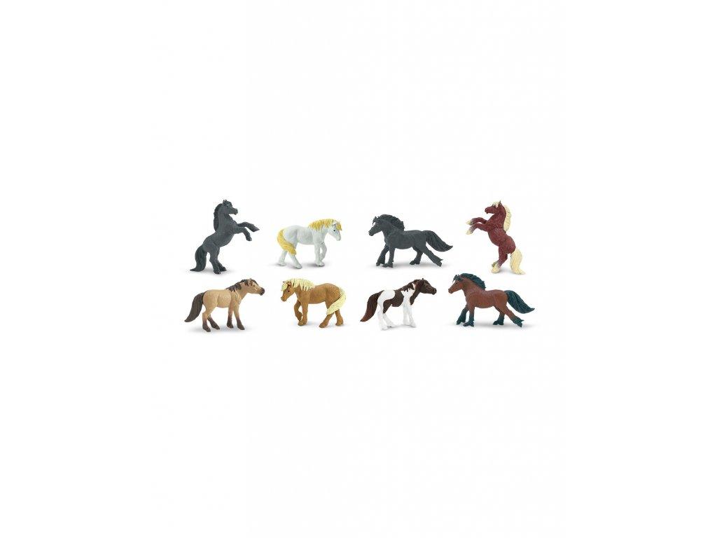 Safari Ltd - Tuba - Poníci