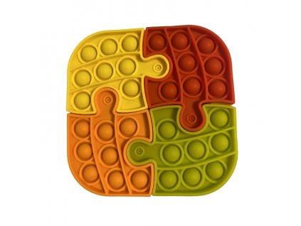 Pop It Puzzle antistresová hračka