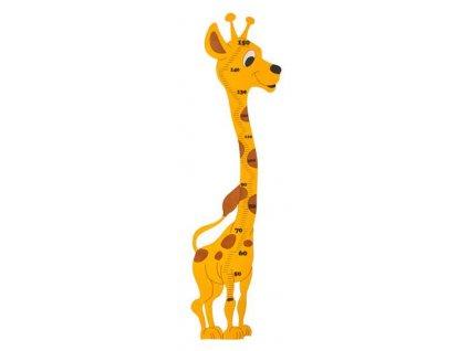 DoDo Dětský metr žirafa Amina