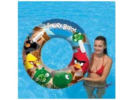 Nafukovací kruh velký - Angry Birds