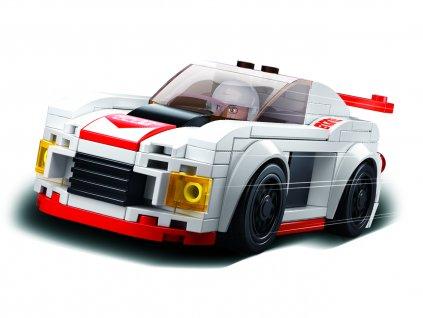 Sluban Car Club M38-B0633C Knight