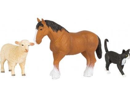 Small foot Set farmářských zvířat