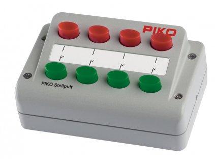 Piko Analogový ovládací panel (4 přepínače, červeno-zelené) - 55262