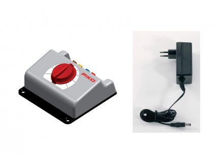 Piko Analogový ovladač s napájecím zdrojem - 55000