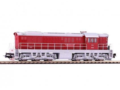 Piko Dieselová lokomotiva T669 ČSD V-VI - 59786