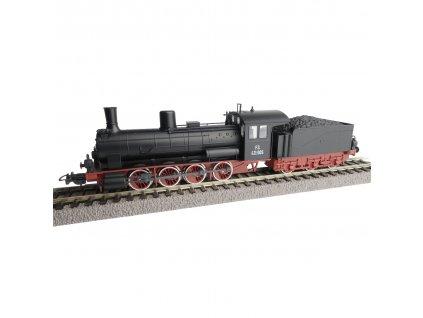 Piko Parní lokomotiva 421 (G 7.1) s tendrem FS III - 57560