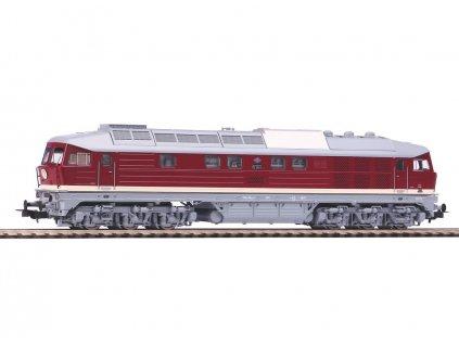 "Piko Dieselová lokomotiva BR 132 ""Ludmilla"" DR IV - 52760"