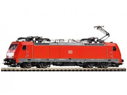 Piko Elektrická lokomotiva BR 186 Traxx 2 se 4 pantografy DB AG VI - 59953