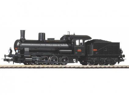 Piko Parní lokomotiva BR 413 (G 7.1) s tendrem ČSD III - 57561