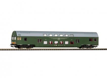 Piko Řídící dvoupodlažní vagón DBmqe DR IV - 57685