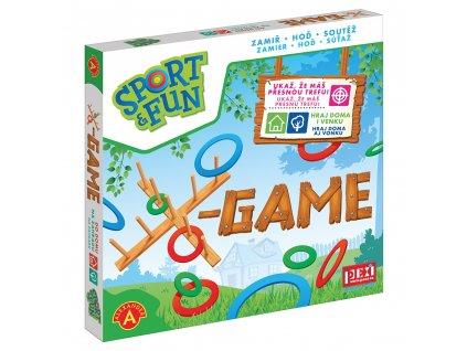 Alexander Sport&Fun X-GAME