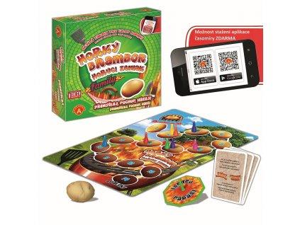 Alexander Zábavná hra horký brambor
