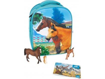 Animal Planet 3D Batoh kůň